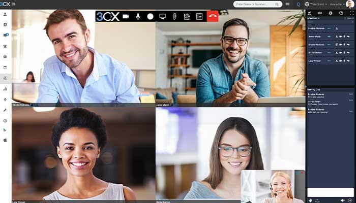 3CX webmeeting2