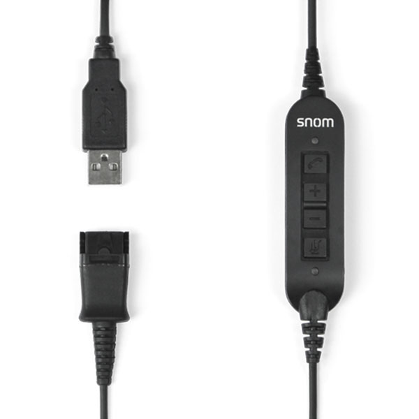 Snom USB adapter til A100MA100D 1
