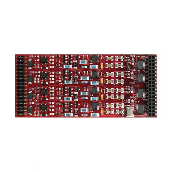 beroNet Gateway Modul 4xFXO 1