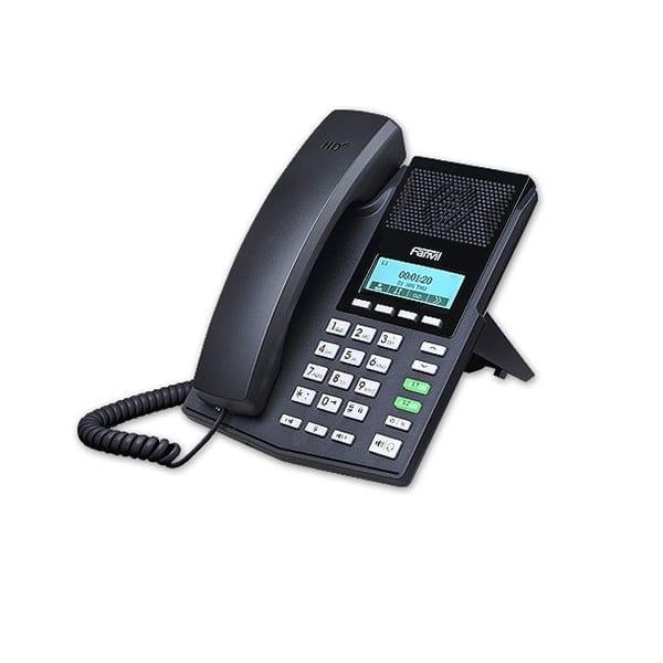 Fanvil X3P IP-telefon sort