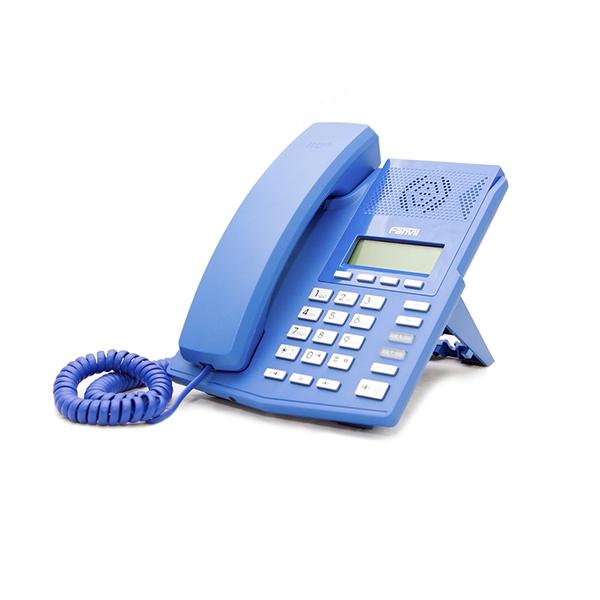Fanvil X3P IP-telefon blå