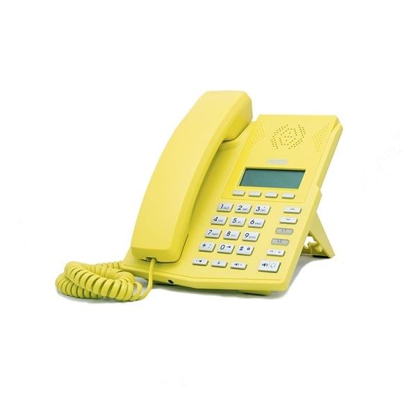 Fanvil X3P IP-telefon gul